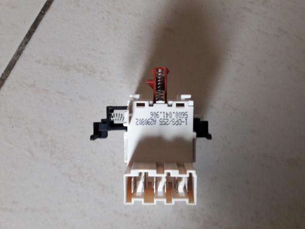 Bosch SRI5615EU, Ein / Ausschalter, Schalter, Geschirrspüler, Hauptschalter, Ersatzteil, Schalter, gebraucht, Erkelenz